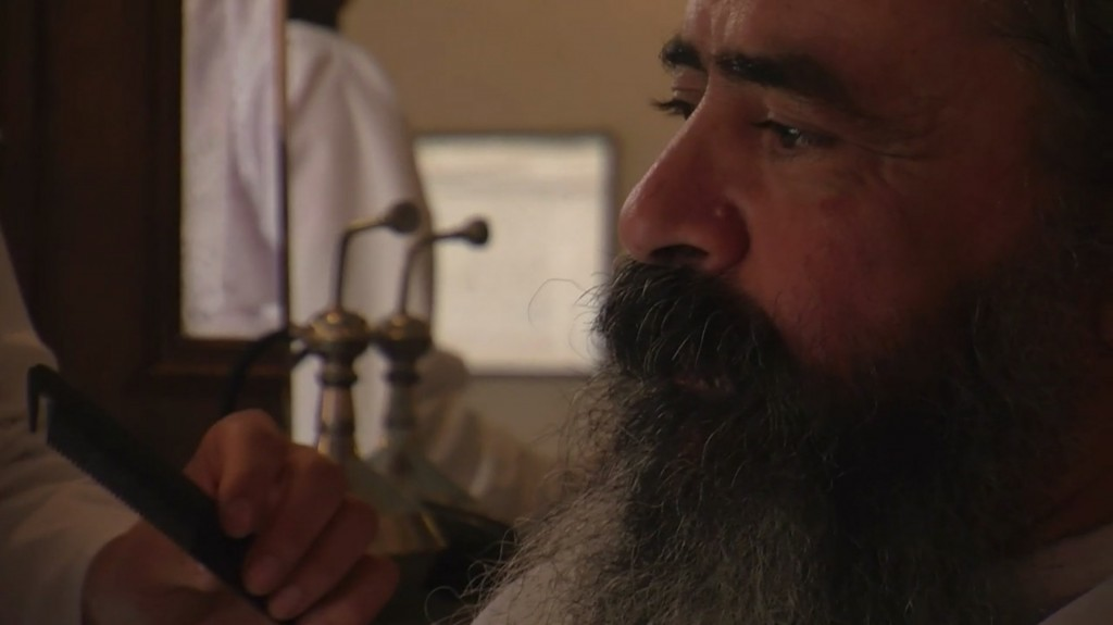 Barber Interview Henri Soler