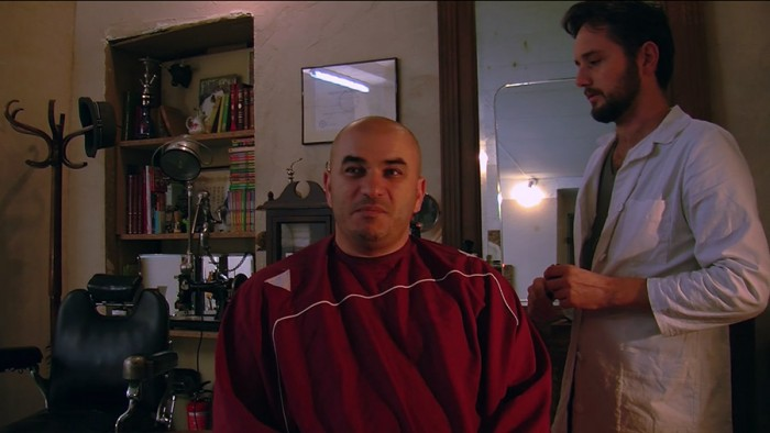 La Barber Interview Yannis Youlountas